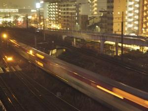 JR西日本東海道本線大阪―新大阪間