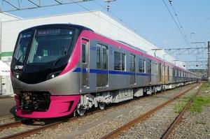 京王電鉄2代目5000系