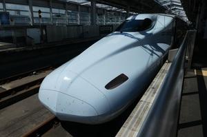 臨時〈みずほ614号〉新大阪行き
