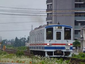 北海道行きのディーゼルカー