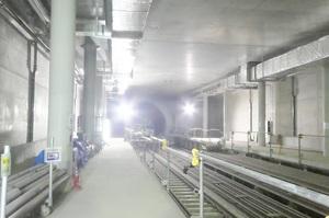 羽沢横浜国大駅