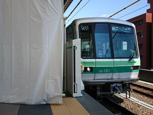 千代田線北綾瀬