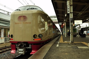 JR西日本285系