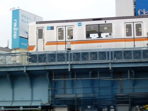 表参道―渋谷間