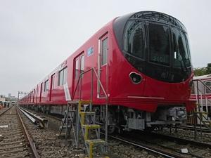東京地下鉄2000系
